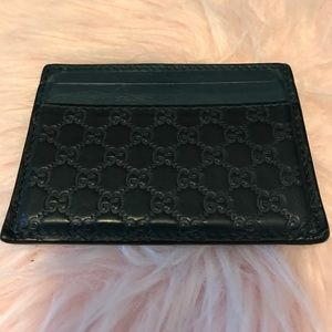 9b99ab6501c6 Gucci Bags | Wallet Card Holder Money Clip Authentic | Poshmark